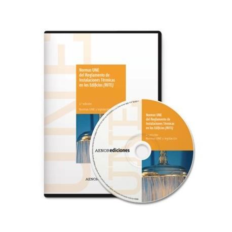 NORMAS UNE DEL REGLAMENTO DE INSTALACIONES TERMICAS EN LOS EDIFICIOS (RITE)- 2011