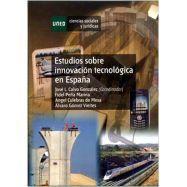 ESTUDIOS SOBRE INNOVACION TECNOLOGICA EN ESPAÑA