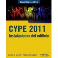 CYPE 2011. INSTALACIONES DEL EDIFICIO Y CUMPLIMIENTO DEL CTE