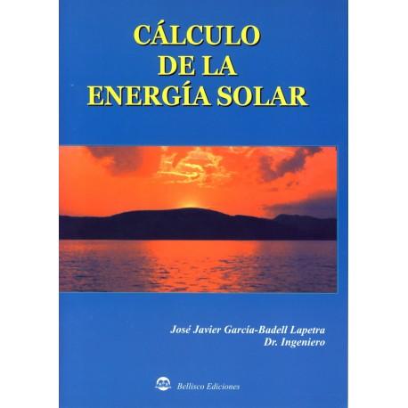 CALCULO DE LA ENERGIA SOLAR