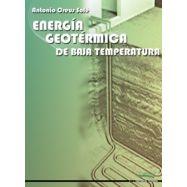 ENERGIA GEOTERMICA DE BAJA TEMPERATURA