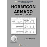 HORMIGON ARMADO. Adaptado a la EHE-08 - 2ª Edición