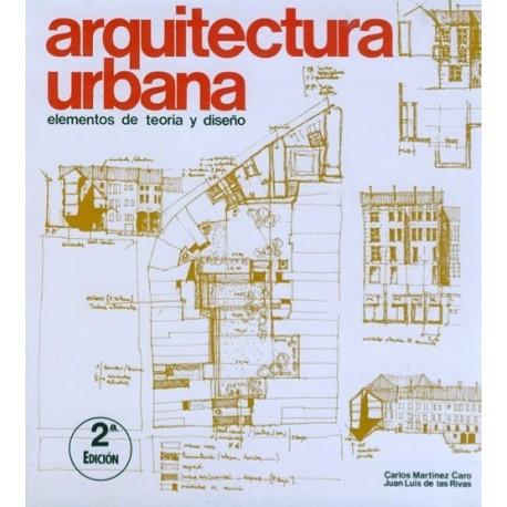 Arquitectura ubrana elementos de teor a y libros for Programas de arquitectura y diseno