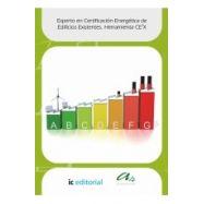 EXPERTO EN CERTIFICACION ENERGETICA  DE EDIFICIOS EXISTENTES, Herramienta CE3x
