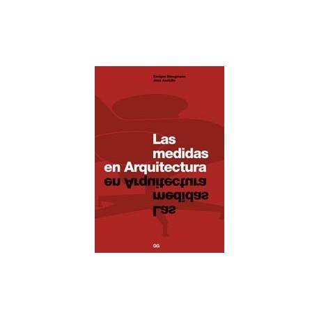 Las medidas en arquitectura belliscovirtual libros for Libro medidas arquitectura