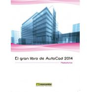 EL GRAN LIBRO DE AUTOCAD 2014