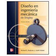 DISEÑO EN INGENIERIA MECANICA DE SHIGLEY. 9ª Edición