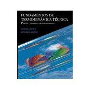 FUNDAMENTOS DE TERMODINAMICA TECNICA