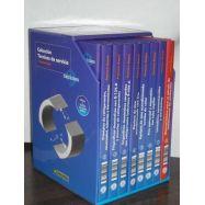 COLECCION COMPLETA TÉCNICOS DE SERVICIO (8 VOLÚMENES + 8 DVDS) (REFRIGERACION - CLIMATIZACION)