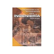INTRODUCCION A LA TERMODINAMICA PARA INGENIERIA