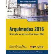 AQRUIMEDES 2016. Generador de Pfecios. Conexiones BIM