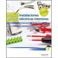 INSTALACIONES ELECTRICAS INTERIORES - 4ª Edición