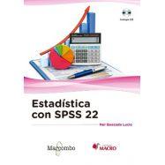 ESTADISTICA CON SPSS 22
