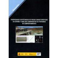 PROPIEDADES GEOTECNICAS DE ROCAS CARACTERISTICAS EN ESPAÑA Y ANALISIS COMPARATIVO DE PATRONES DE COMPORTAMIENTO