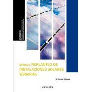 REPLANTEO DE INSTALACIONES SOLARES TERMICAS (MF0601)