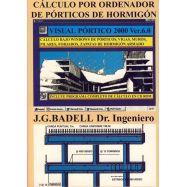 CALCULO POR ORDENADOR  DE PORTICOS DE HORMIGON PARA WINDOWS