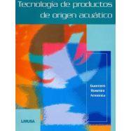 TECONOLOGIA DE PRODUCTOS DE ORIGEN ACUATICO