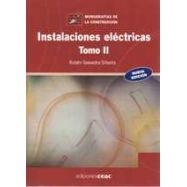 INSTALACIONES ELECTRICAS 2 (Monografías de la Construcción)