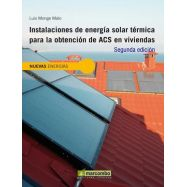 INSTALACIONES DE ENERGIA SOLAR TERMICA PARA LA OBTENCION DE ACS EN VIVIENDAS- 2 ªEdición