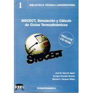 SISCECT, Simulación y Cálculo de Ciclos Termodinámicos - Incluye CD con programa