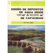 DISEÑO DE DEPOSITOS DE AGUA DESDE 100M3 HASTA 40000M3 DE CAPACIDAD