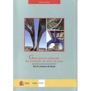 GUIA PARA LA REALIZACION DEL INVENTARIO DE OBRAS DE PASO