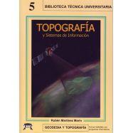 TOPOGRAFIA Y SISTEMAS DE INFORMACION. (Incluye Diskettes con programas Informáticos) (50% DE DESCUENTO)