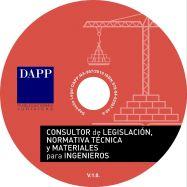 CONSULTOR DE LEGISLACION, NORMATIVA TECNICA Y MATERIALES PARA INGENIEROS