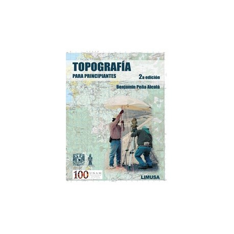 TOPOGRAFIA PARA PRINCIPIANTES - 2ª Edición