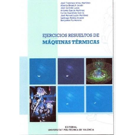 EJERCICIOS RESUELTOS DE MAQUINAS TERMICAS