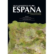 ATLAS GEOGRAFICO DE ESPAÑA - 2 Volúmenes