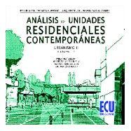 ANALISIS DE UNIDADES RESIDENCIALES CONTEMPORANEAS