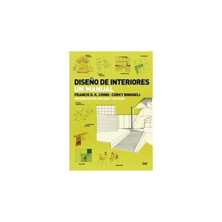 dise o de interiores un manual francis ching pdf