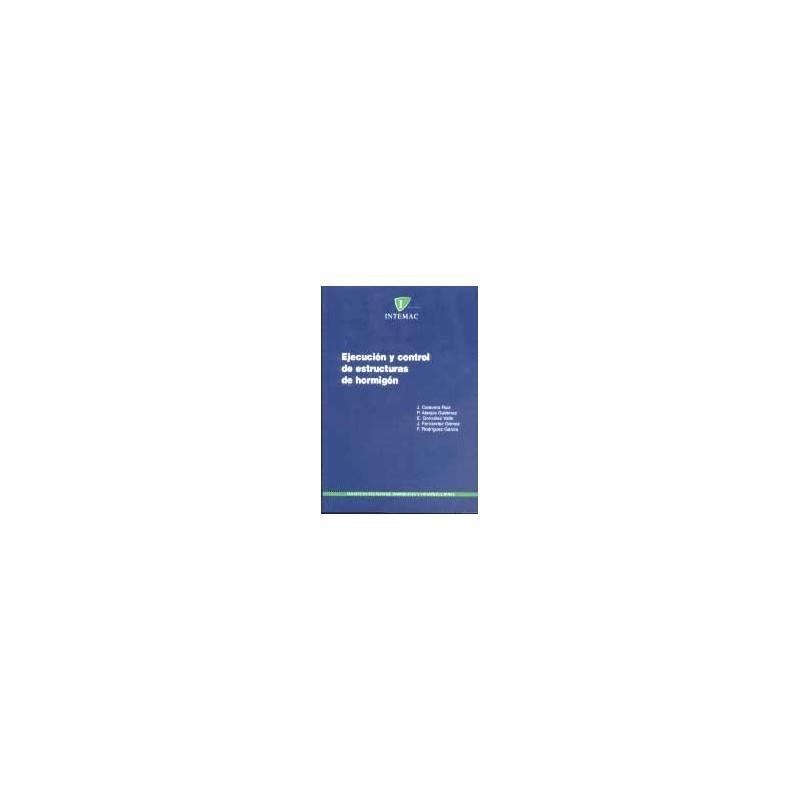 Libro ejecucion y control de estructuras de hormigon - Precios de estructuras de hormigon ...