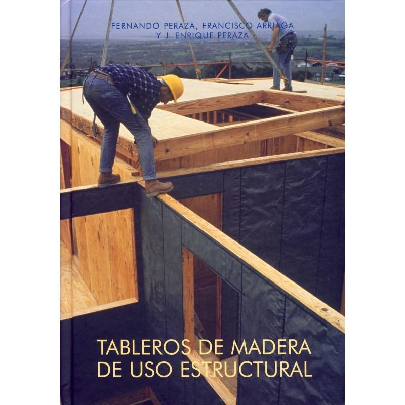 Libro tableros de madera de uso estructural libros - Tablero de madera precio ...