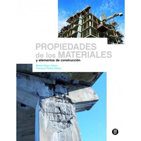 PROPIEDADES DE LOS MATERIALES Y ELEMENTOS DE CONSTRUCCION