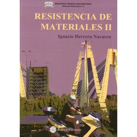 RESISTENCIA DE MATERIALES II