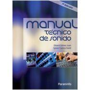 MANUAL TECNICO DE SONIDO- 7ª Edición