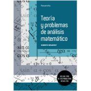 TEORIA Y PROBLEMAS DE ANALISIS MATEMATICO