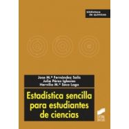 ESTADISTICA SENCILLA PARA ESTUDIANTES DE CIENCIAS