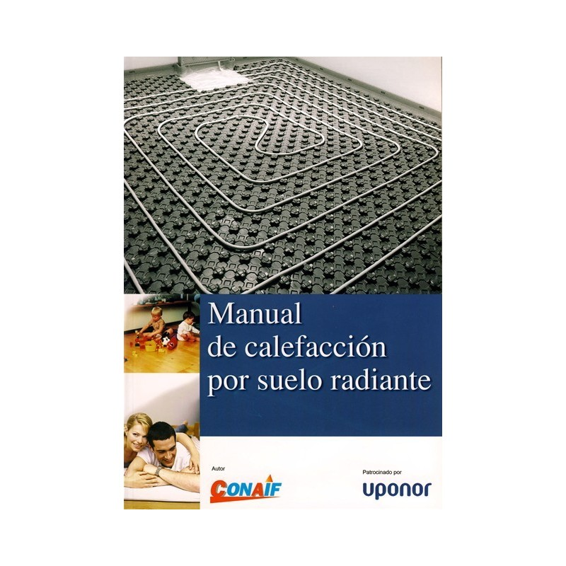 libro manual de calefaccion por suelo radiante libros