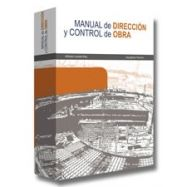 MANUAL DE DIRECCION Y CONTROL DE OBRA (Incluye CD)