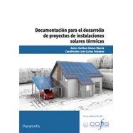 DOCUMENTACION PARA EL DESARROLLO DE PROYECTOS DE INSTALACIONES
