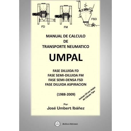 Libro MANUAL DE CALCULO DE TRANSPORTE NEUMATICO - UMPAL - Incluye CD ...