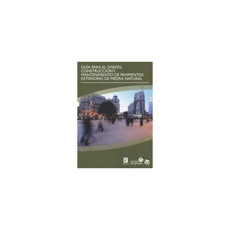 Libro guia para el dise o construccion y mantenimiento de - Pavimentos de piedra natural ...