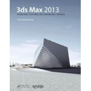 3DS MAX 2013. Modelado, Texturas. Rig, Animación y Render
