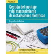 GESTION DEL MONTAJE Y MANTENIMIENTO DE INTALACIONES ELECTRICAS