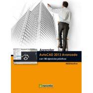 APRENDER AUTOCAD 2013 AVANZADO CON 100 EJERCICIOS PRACTICOS