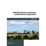 OPERACIÓN Y PUESTA EN SERVICIO DE INSTALACIONES DE ENERGIA EOLICA