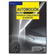 AUTOMOCION.PREPARACION Y EMBELLECIMIENTO DE SUPERFICIES